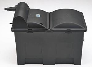 obrazek-Oase BioSmart UVC 16000 průtokový filtr s integrovanou UV lampou - Doprava zdarma