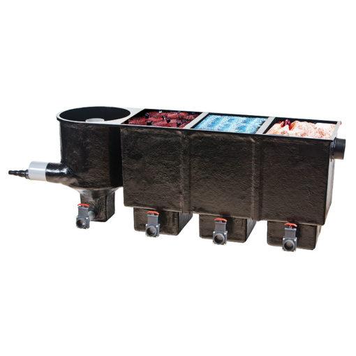 obrazek-Heissner filtrace vortex APOLLO XL