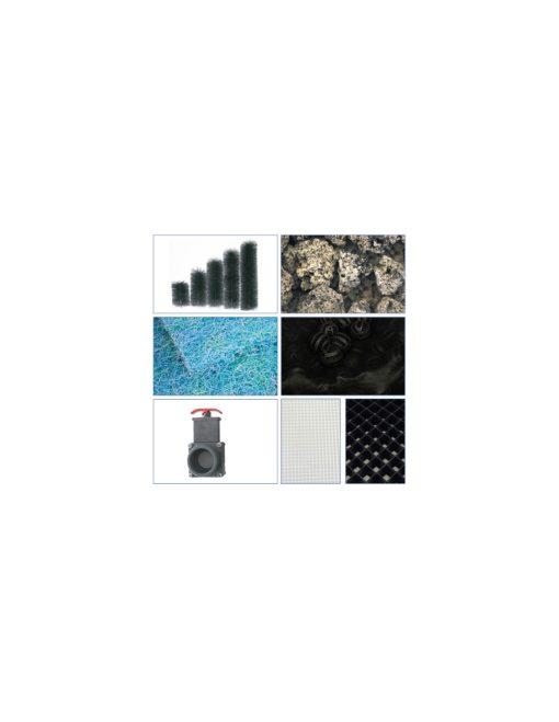 obrazek-Tripond filtrační média pro Jumbo dvoukomorový filtr